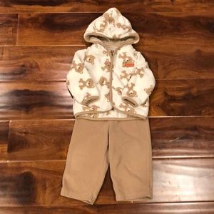 Carter's super soft and cozy outfit
